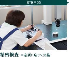 STEP5 精密検査 ※必要に応じて実施