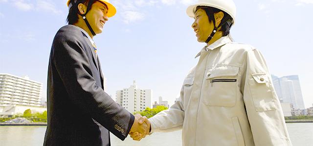 材料メーカーさんとの連携強化が、お客様の望みを叶えていく。