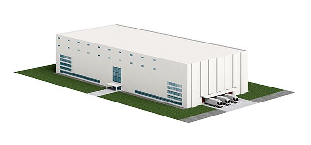 新九州工場がついに稼働、こちらを「九州工場」として営業いたします