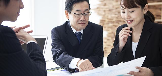 ミヤザキではスタッフ育成に力を入れ、会社全体でのスキルアップを図ります