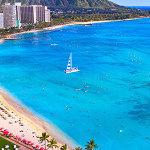 福利厚生:勤続20年以上の従業員をハワイ旅行に招待しました