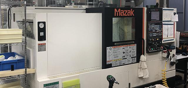 難易度の高い丸物加工が本社(埼玉工場)で対応可能になりました