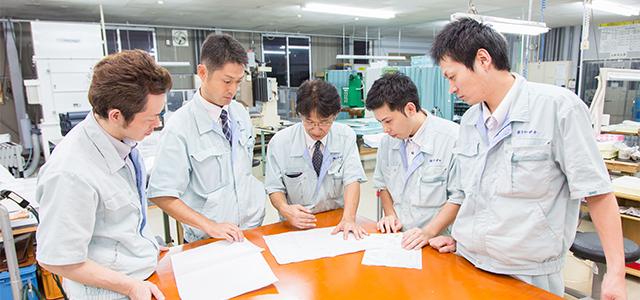 製造と営業をつなぐ月1〜2回の改善会議が、品質とお客様満足度を向上させるカギ