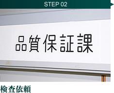 STEP2 検査依頼